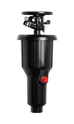 Orbit Pop up Impact Sprinkler Head, Satellite II Plastic