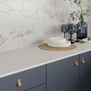 Stoney Statuario 100x400 Wall Tiles Marble Stones Tiles