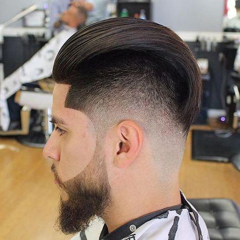 Long Slicked Back Undercut - Best Men's Slicked Back Hair + Undercut Hairstyles For Men #menshairstyles #menshair #menshaircuts #menshaircutideas #menshairstyletrends #mensfashion #mensstyle #fade #undercut