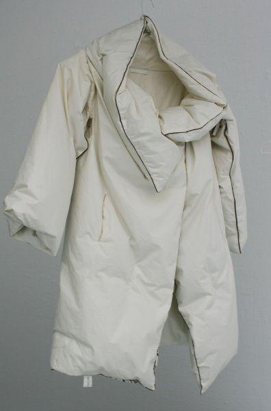Maison Martin Margiela's Duvet Coat at Museum Boijmans Van Beuningen in Rotterdam