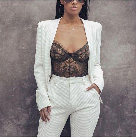 Women Underwear Jumpsuit Bodysuits – Miss.Be