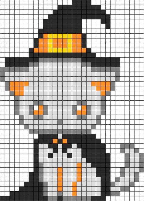 Résultat De Recherche Dimages Pour Pixel Art Chat Pixel