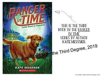 Ranger In Time Long Road To Freedom Read Aloud Write Along Tpt Read Aloud Book Study Wonder Read Aloud