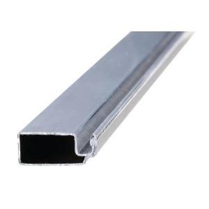 Ez Screen Room 8 Ft X 2 In X 2 In Bronze Screen Room Aluminum Extrusion With Spline Track Ezsr8pbz In 2020 Aluminum Screen Metal Working Tools Aluminum Roof Panels
