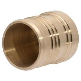 Sharkbite 2 In Dia Brass Pex Cap Crimp Fitting Uc0454 In 2020 Fittings Crimps Brass