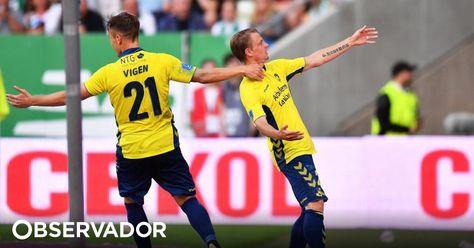 Brondby dá a volta à eliminatória e marca encontro com o Sporting de Braga