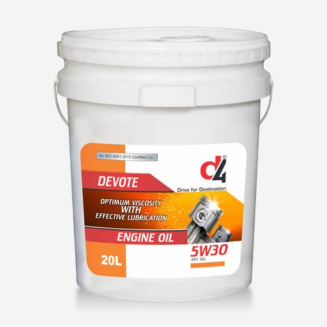 Find The Best Dealer Of D4 5w30 Oil Fully Synthetic Engine Oil For