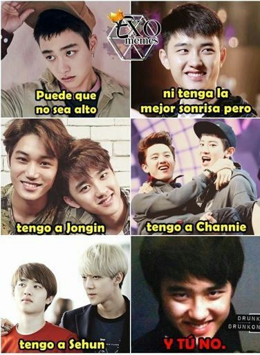 Exo Memes Espanol 87 Memes Exo Memes Coreanos Memes