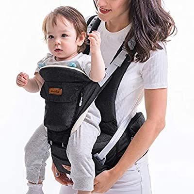 nomic Infant Insert for Baby Carrier Cotton grey New Ergo