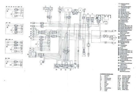 17 Yamaha Rs 100 Motorcycle Wiring Diagram Motorcycle Diagram Wiringg Net Yamaha Big Bear Diagram