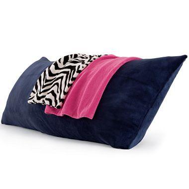 Plush Fleece Body Pillow Cover