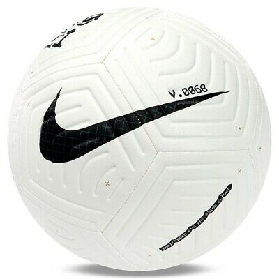 Nike Flight Strike Round Soccer Football Ball White Black Cn5183 100 Size 4 5 In 2020 Football Ball Nike Flight Soccer