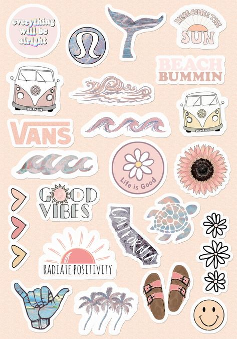 Stickers Discover Small & Large Stickers Vsco Light Blue-Yellow Pink Peachy Lilac For Phone Case (About Inch) For Laptop For Bottle (About Inch) Cute Laptop Stickers, Phone Stickers, Journal Stickers, Cool Stickers, Planner Stickers, Macbook Stickers, Luggage Stickers, Snapchat Stickers, Homemade Stickers