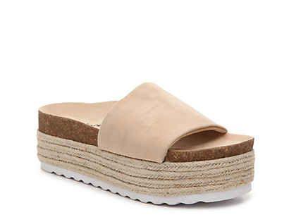 Coolway Bory Espadrille Platform Sandal