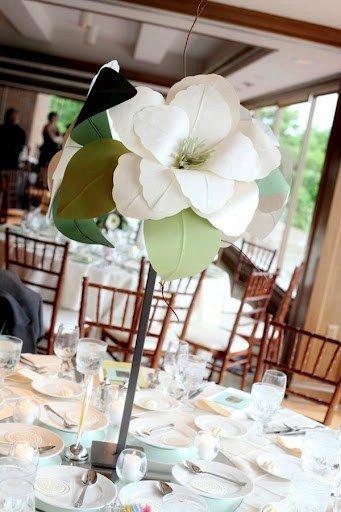 158 Best Paper Flower Centerpieces Images Paper Flower Backdrop