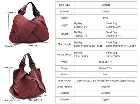 e693a465257b High-quality Canvas Portable Flower Design Big Handbags Crossbody Bags -  NewChic