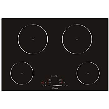 Amazon Com Induction Cooktop Gasland Chef Ih60bf Built In Induction Cooker Vitro Ceramic Surface Electric Cook Induction Cooktop Induction Stove Top Cooktop