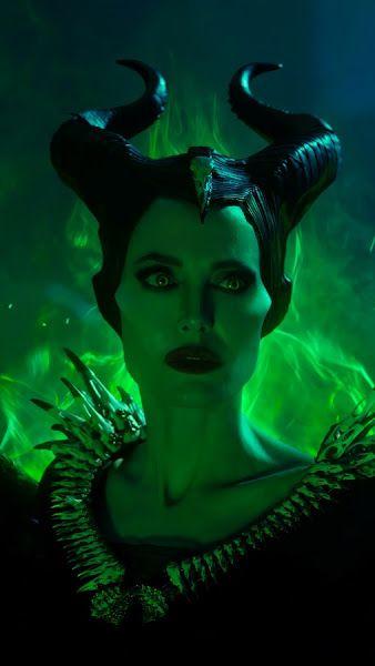Maleficent 2 Angelina Jolie 4k 3840x2160 Wallpaper