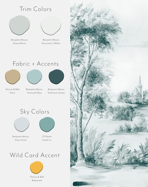 delft jade our paint color suggestions pinterest benjamin