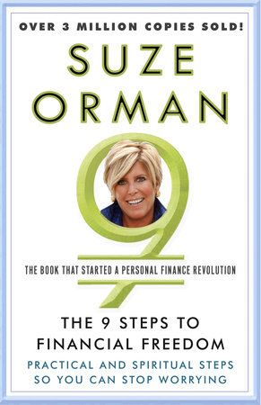 The 9 Steps To Financial Freedom By Suze Orman 9780307345844 Penguinrandomhouse Com Books Suze Orman Money Management Books Personal Finance Books