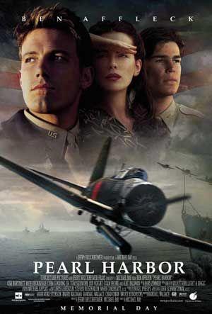 Pearl Harbor avec Ben Affleck