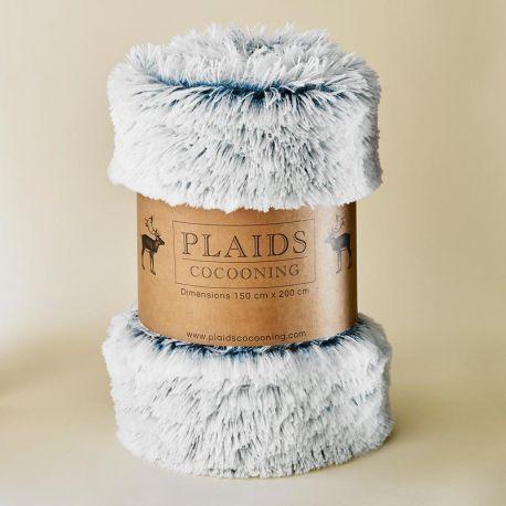 Plaid Doux Polaire Plaid Cocooning Snow Plaid Canape Plaid