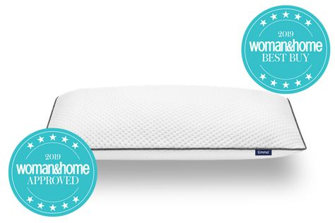 The best pillow for comfy, pain-free sleep for back, side or tummy snoozers