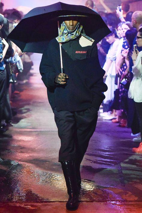 Raf Simons Spring/Summer 2018 Menswear