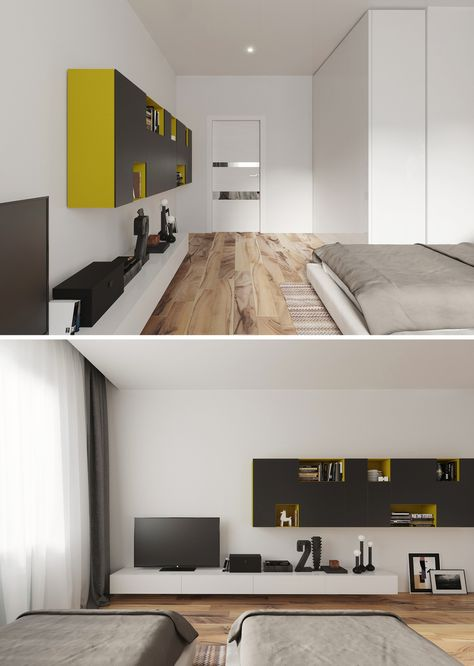 Contemporary Wall Unit By Acerbis   New Concepts Audio/video Unit With  Concealed Loud Speakers | TV Set | Pinterest | Contemporary, Walls And Tv  Walls