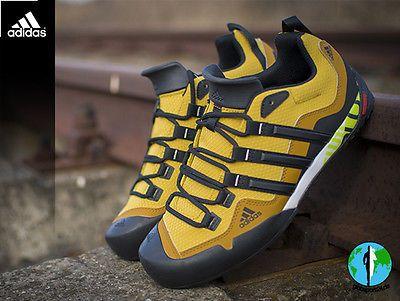 Adidas Terrex Swift Solo Af6370 Herren Schuhe Outdoor Trekking Wanderschuhe Neu Best Hiking Shoes Sneakers Men Fashion Hiking Shoes Mens