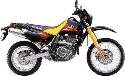 1996 Suzuki Dr650se Dr 650 Motos