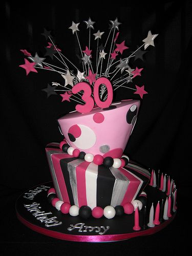 cake birthday 30