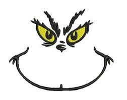 Image Result For Printable Grinch Face Template Face Template Grinch Face Svg Grinch Characters