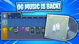 Fortnite Season 6 Battle Pass Showcase Og Music Is Back Reaction Fortnite Battle Music Press play and follow this remix into the future. pinterest