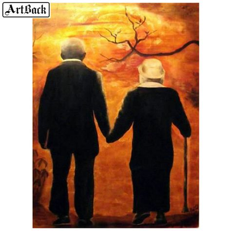 Cheap Diamond Painting Cross Stitch, Buy Directly from China Suppliers:5d diy diamond painting old couple pictures full square round drill diamond embroidery 3d diamond mosaic handicraft Enjoy ✓Free Shipping Worldwide! ✓Limited Time Sale✓Easy Return.