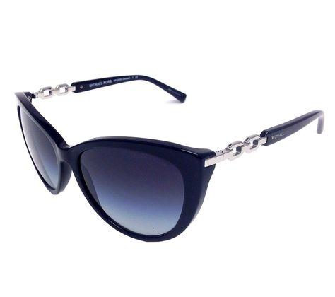 Michael Kors MK2009 300511 Black/Grey Gradient 56mm Sunglasses