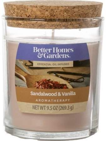 92ef06e1b964f036d3468efafea18322 - Better Homes And Gardens Sandalwood And Vanilla Candle