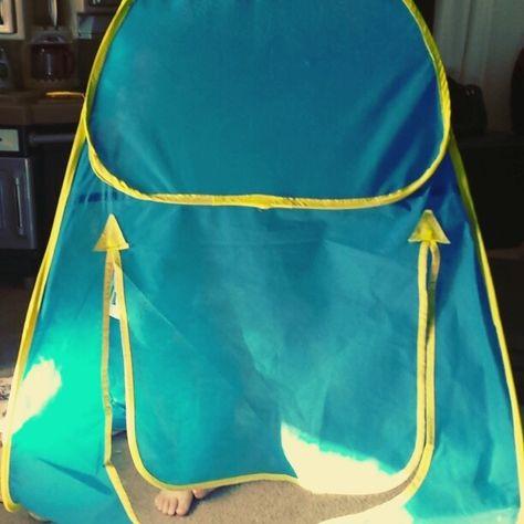 IROSTAGRAM | Hiding Benji butt! #hideandseek #tent #nephew