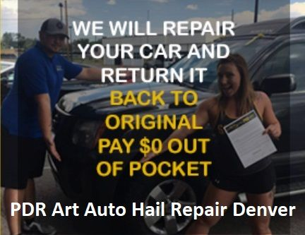Paintless Dent Repair Of Denver Works Like Magic To Take Out Dents