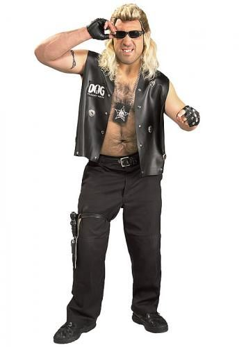 Dog The Bounty Hunter And Wife Beth Halloween Costume Contest At