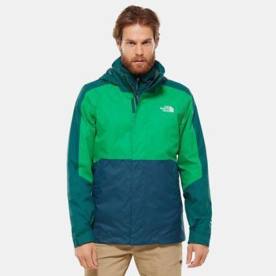 Herren Kabru Zip In Triclimate® Jacke | The North Face