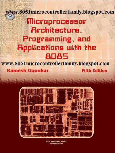 Microprocessor Architecture Programming And Applications With The 8085 Application Free Ebooks Download Free Ebooks