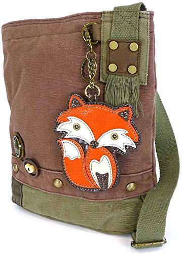 Patch Xbody Bag Brown FOX