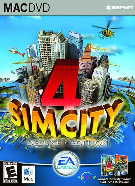 Simcity 4 Deluxe Edition Macosx Cracked Game Macgames Download