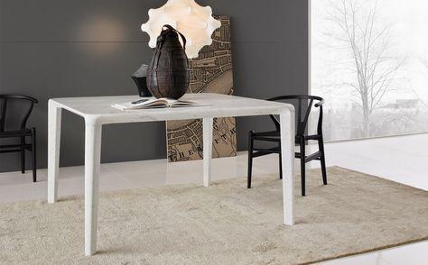 Tavolo In Marmo Bianco.Tavolo Marmo Bianco Carrara Home Inspiration Kitchens