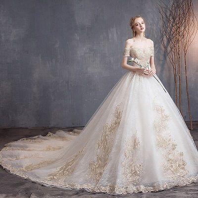 تفسير حلم الزواج في المنام In 2020 Wedding Gowns Lace Ball Gown Wedding Dress Wedding Gowns With Sleeves