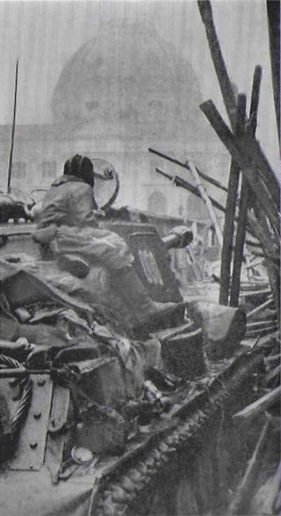 Berlin 1945 En 2020