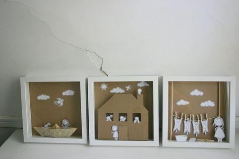 dioramas | Cara Carmina | Flickr