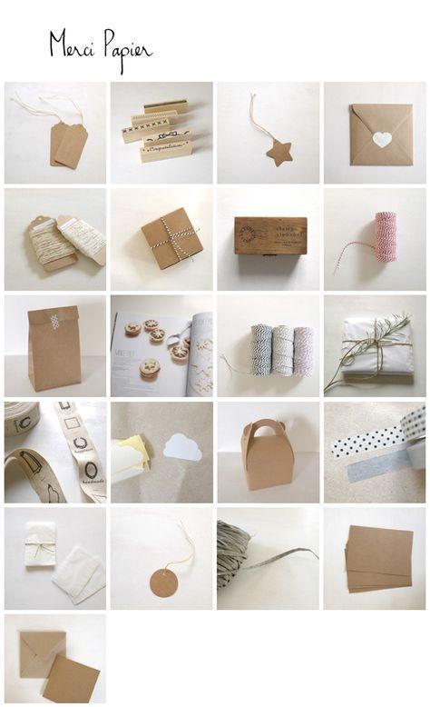 Wunderschöne Papierwaren von Merci Papier