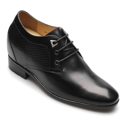 d6b46a922 Cheap Fashion 4 Men Black 10.5 Dress Height Increase Shoes you can look  taller 10.5cm instanly & invisibly.